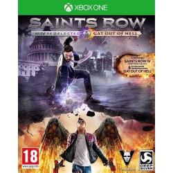 SAINT RAW 4 XBOX ONE
