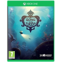 SONG OF THE DEEP XBOX ONE