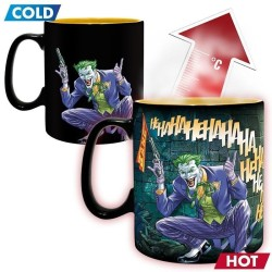 MUG THERMO-REACTIF DC COMICS BATMAN AND JOKER 460 ML