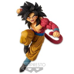 FIGURINE DRAGON BALL GT SUPER SAIYAN 4 SON GOKU 13 CM