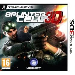 SPLINTER CELL 3D 3DS