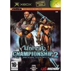 UNREAL CHAMPIONSHIP 2 THE LIANDRI CONFLICT XBOX COMPLET