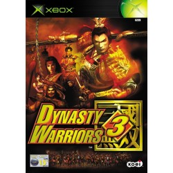 DYNASTY WARRIORS 3 COMPLET XBOX