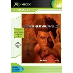 DEAD OR ALIVE 3 CLASSICS XBOX COMPLET