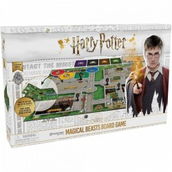 HARRY POTTER MAGICAL BEASTS BOARDGAME FR