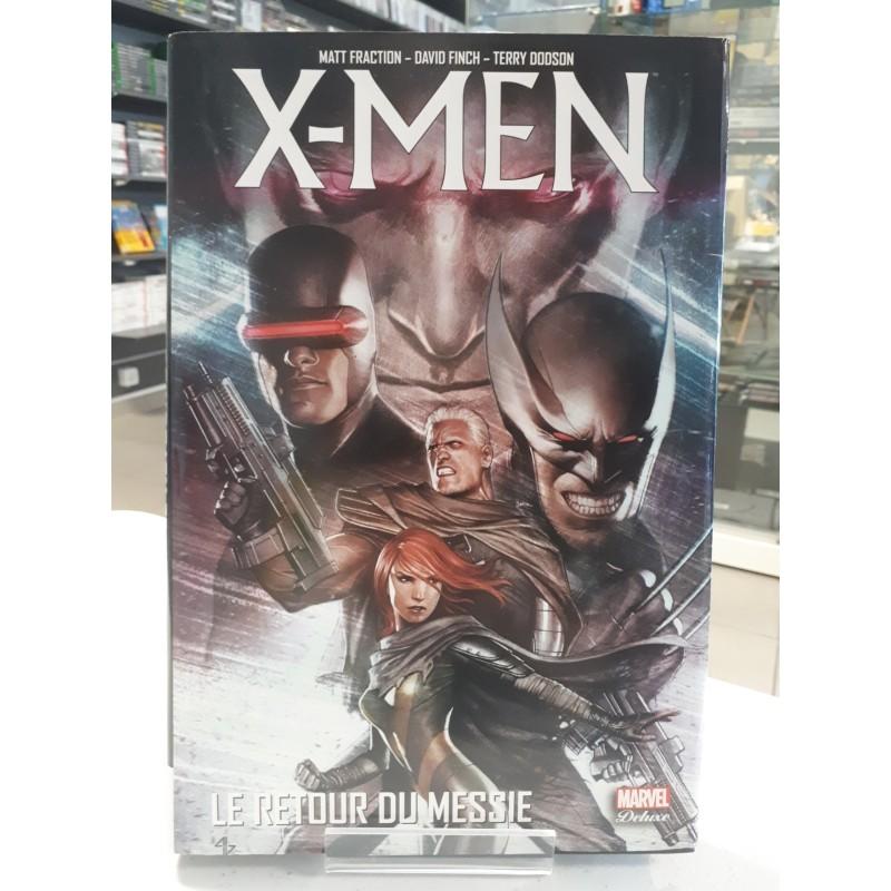 X-Men Le retour du messie - Matt Fraction,Mike Carey,Craig Kyle,Chris Yost