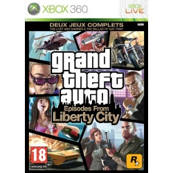 GTA 4 EPISODES FROM LIBERTY CITY XBOX 360