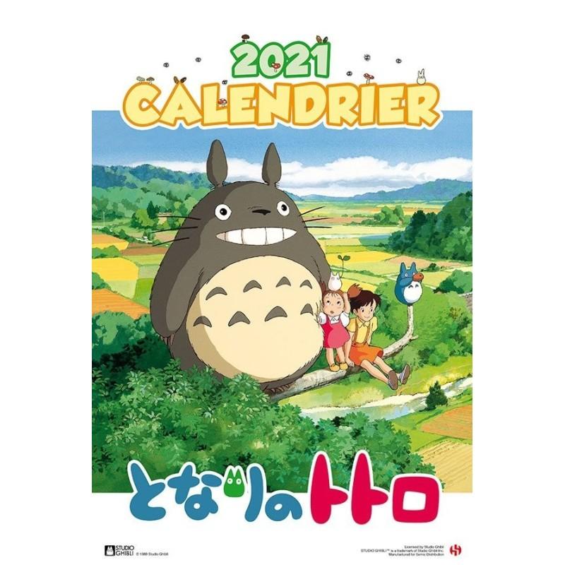 CALENDRIER 2021 TOTORO
