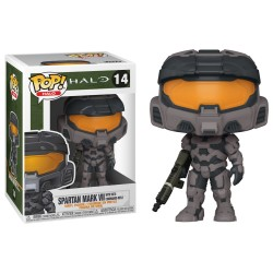 FUNKO POP SPARTAN MARK VII 14