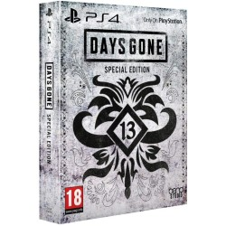 DAYS GONE SPECIAL EDITION PS4