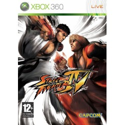 STREET FIGHTER 4 COMPLET XBOX 360