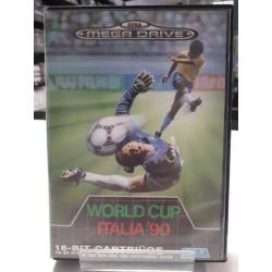 WORLD CUP ITALIA 90 COMPLET MEGA DRIVE