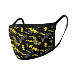 MASQUE BATMAN CAMO YELLOW