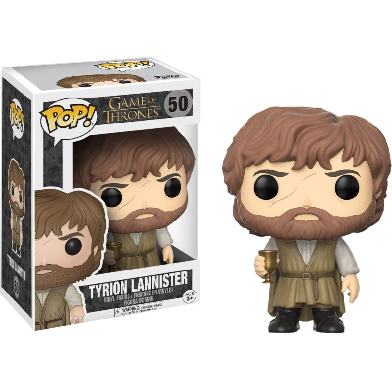 Figurine Funko Pop Game Of Thrones Tyrion Lannister N 176 50