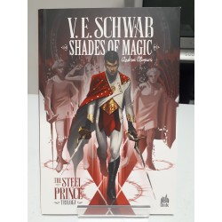 VOL. 1 THE STEEL PRINCE SHADES OF MAGIC