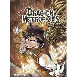 VOL.1 DRAGON METROPOLIS