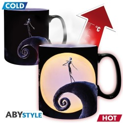MUG NIGHTMARE BEFORE CHRISTMAS THERMOREACTIF 460ML