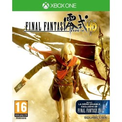 FINAL FANTASY TYPE 0 HDS XBOX ONE