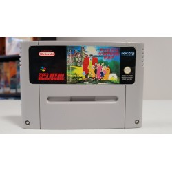 ADDAMS FAMILY LOOSE SNES