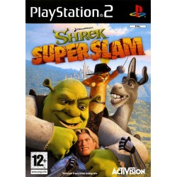 SHREK SUPER SLAM COMPLET PS2