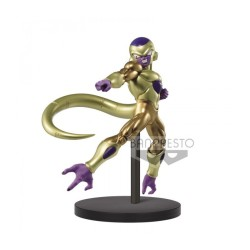 FIGURINE DRAGON BALL GOLDEN FREEZER CHOSENSHIRETSUDEN 14 CM
