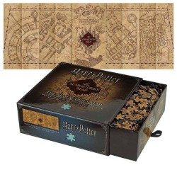 PUZZLE HARRY POTTER CARTE DU MARAUDER 1000 PCS