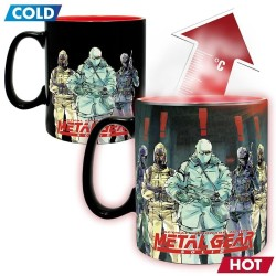 MUG THERMO REACTIF METAL GEAR SOLID 460ML