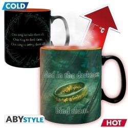 MUG THERMO REACTIF LORD OF THE RINGS SAURON 460ML