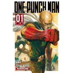 VOL.1 ONE PUNCH MAN