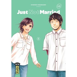 VOL.5 JUST NO MARRIED