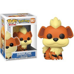 FUNKO POP CANINOS GROWLITHE 597