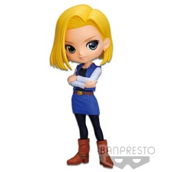 Q POSKET ANDROID 18 VERS. A 14 CM