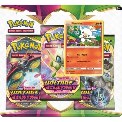 PACK POKEMON 3 BOOSTERS EB04.5 FEVRIER 2021