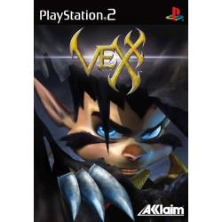 VEXX COMPLET PS2