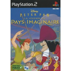 PETER PAN LA LEGENDE DU PAYS IMAGINAIRE SANS NOTICE PS2