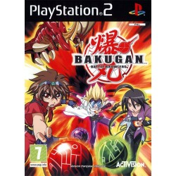 BAKUGAN COMPLET PS2