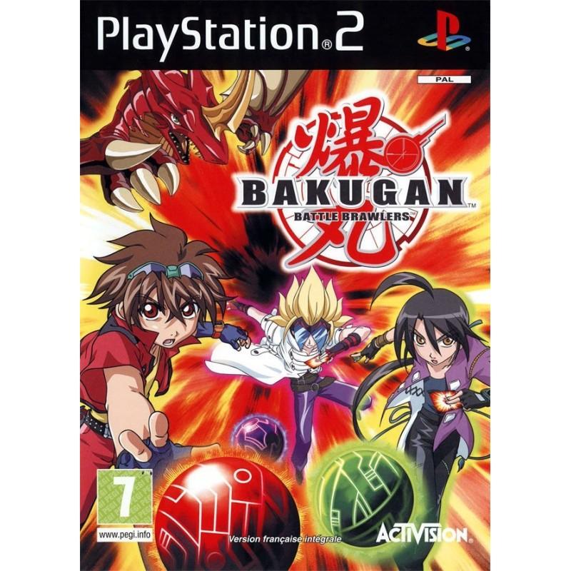 BAKUGAN COMPLET PS2