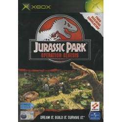 JURASSIC PARK OPERATION GENESIS COMPLET XBOX