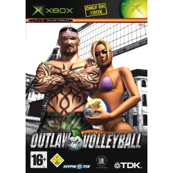 OUTLAW VOLLEYBALL COMPLET XBOX