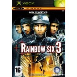 RAINBOW SIX 3 COMPLET XBOX