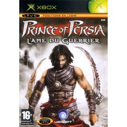 PRINCE OF PERSIA 2 L AME DU GUERRIER COMPLET XBOX