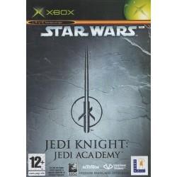 STAR WARS JEDI KNIGHT JEDI ACADEMY COMPLET XBOX