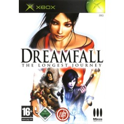 DREAMFALL THE LONGEST JOURNEY COMPLET XBOX