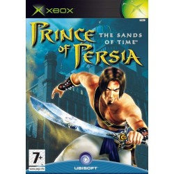 PRINCE OF PERSIA THE SANDS OF TIME COMPLET XBOX
