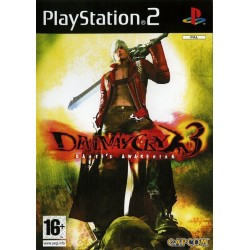 DEVIL MAY CRY 3 COMPLET PS2