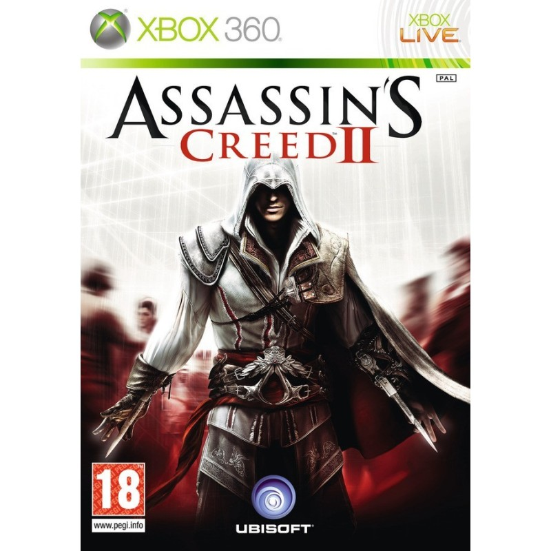 ASSASSINS CREED 2 COMPLET XBOX 360