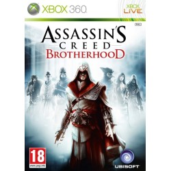 ASSASSINS CREED BROTHERHOOD COMPLET XBOX 360