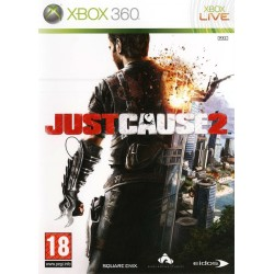 JUST CAUSE 2 COMPLET XBOX 360