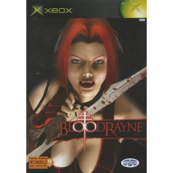 BLOODRAYNE COMPLET XBOX