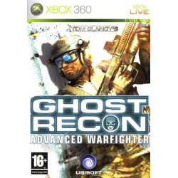 GHOST RECON ADVANCED WARFIGHTER COMPLET XBOX 360